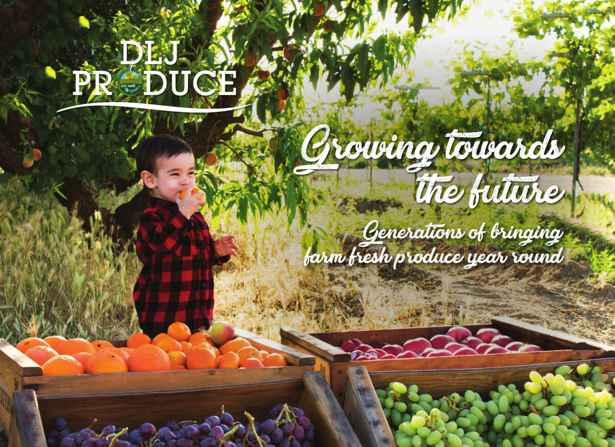 DLJ Produce - Nationwide Produce Supplier