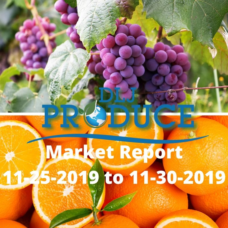 grapes market report