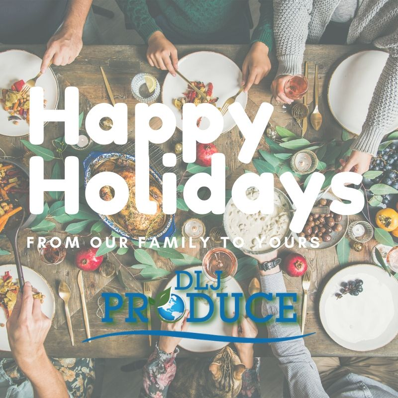 holiday produce guide