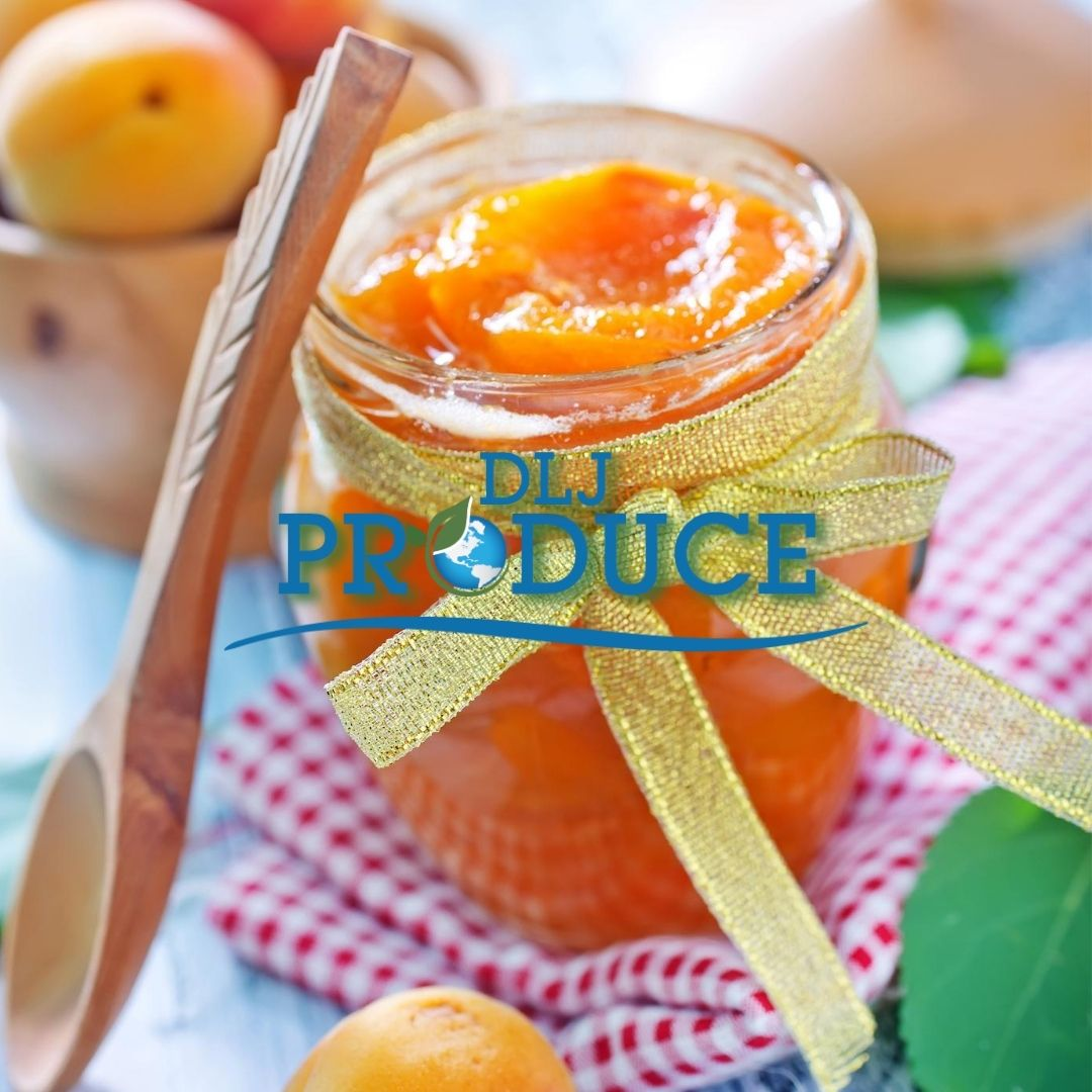 Enjoy this Low Sugar Apricot Jam Recipe while Apricots are in Season