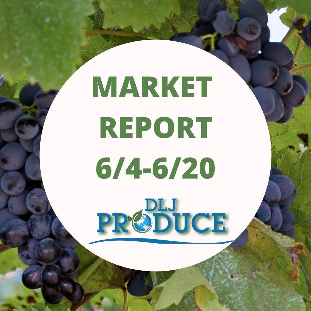 dlj produce market report June 2021